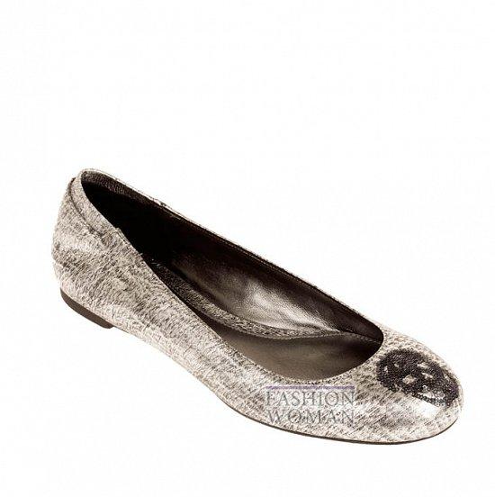Коллекция обуви Alexander McQueen осень-зима 2012 фото №17