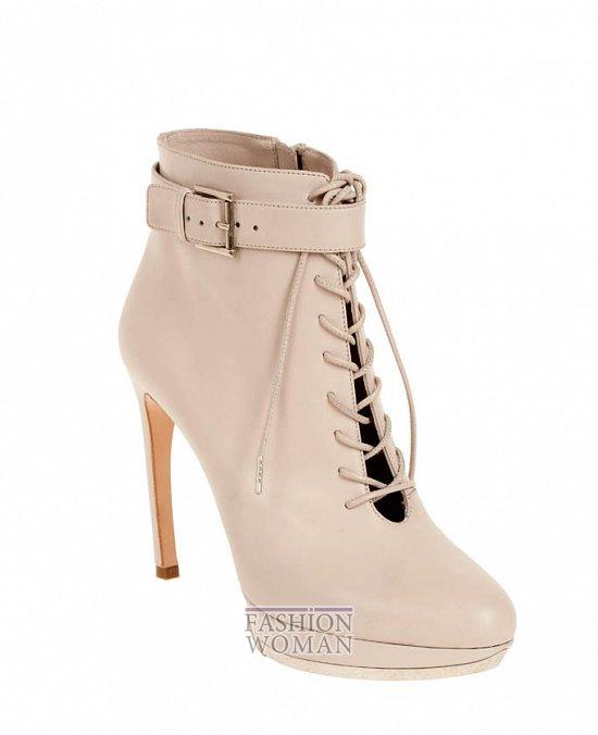 Коллекция обуви Alexander McQueen осень-зима 2012 фото №24