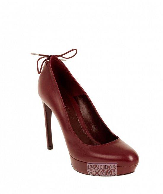 Коллекция обуви Alexander McQueen осень-зима 2012 фото №30