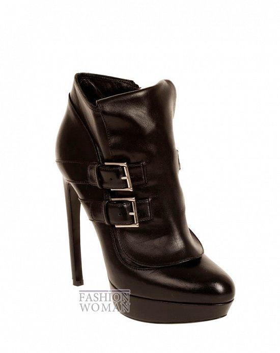 Коллекция обуви Alexander McQueen осень-зима 2012 фото №34