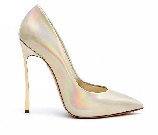 Коллекция обуви Casadei Pre-Fall 2015 фото №13