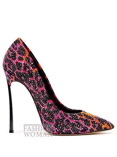 Коллекция обуви Casadei весна-лето 2013 фото №1