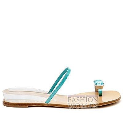 Коллекция обуви Casadei весна-лето 2013 фото №14