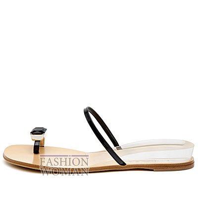 Коллекция обуви Casadei весна-лето 2013 фото №15