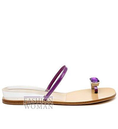 Коллекция обуви Casadei весна-лето 2013 фото №16