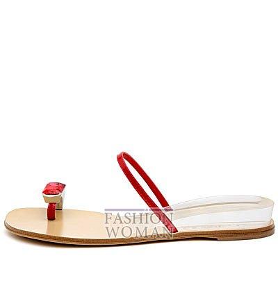 Коллекция обуви Casadei весна-лето 2013 фото №17