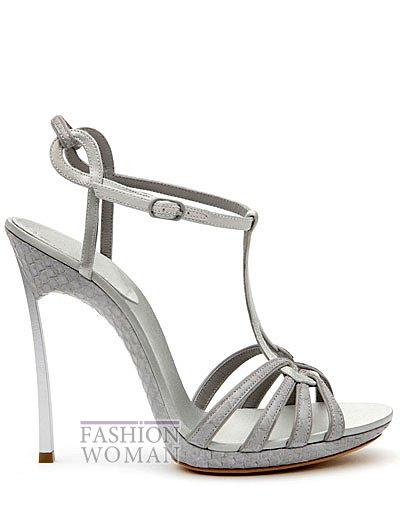 Коллекция обуви Casadei весна-лето 2013 фото №21