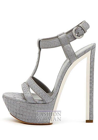 Коллекция обуви Casadei весна-лето 2013 фото №25