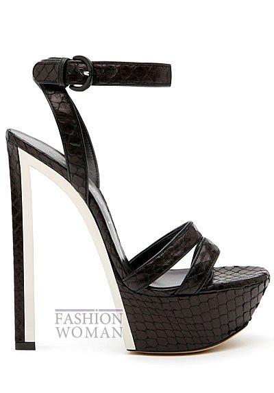 Коллекция обуви Casadei весна-лето 2013 фото №26
