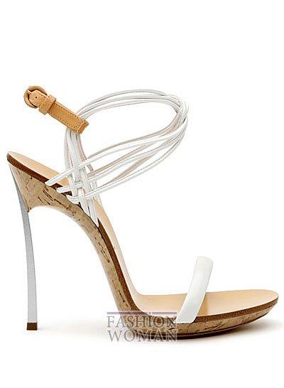 Коллекция обуви Casadei весна-лето 2013 фото №27