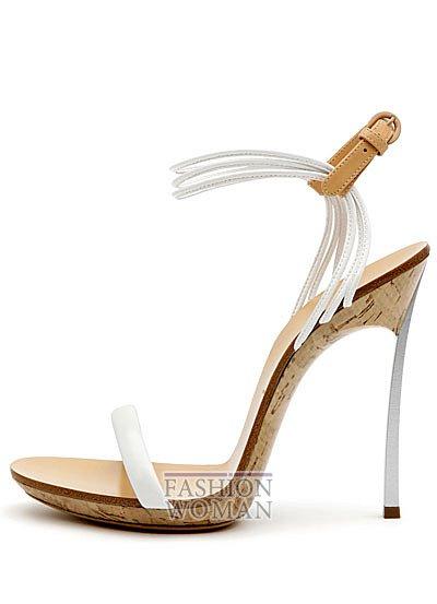Коллекция обуви Casadei весна-лето 2013 фото №28