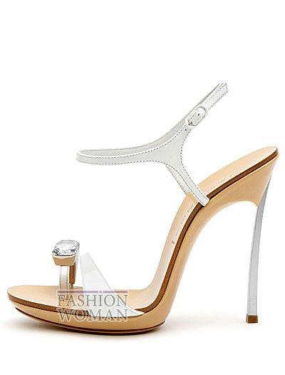 Коллекция обуви Casadei весна-лето 2013 фото №31