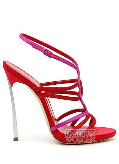 Коллекция обуви Casadei весна-лето 2013 фото №32