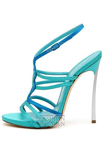 Коллекция обуви Casadei весна-лето 2013 фото №33