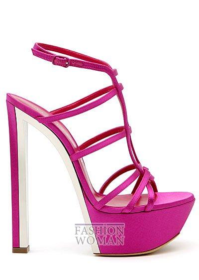 Коллекция обуви Casadei весна-лето 2013 фото №34