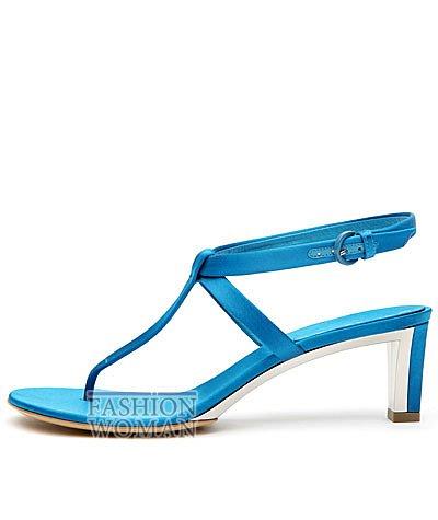 Коллекция обуви Casadei весна-лето 2013 фото №35