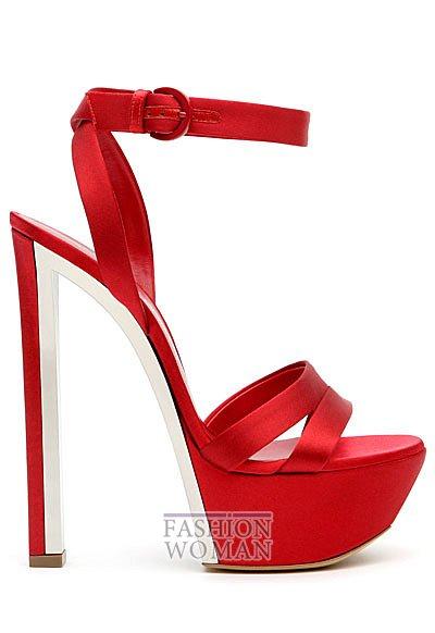 Коллекция обуви Casadei весна-лето 2013 фото №36