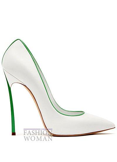 Коллекция обуви Casadei весна-лето 2013 фото №5
