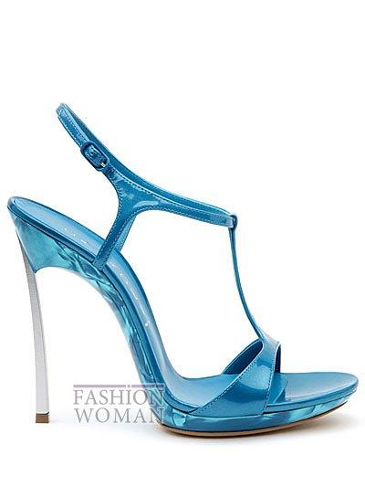 Коллекция обуви Casadei весна-лето 2013 фото №49
