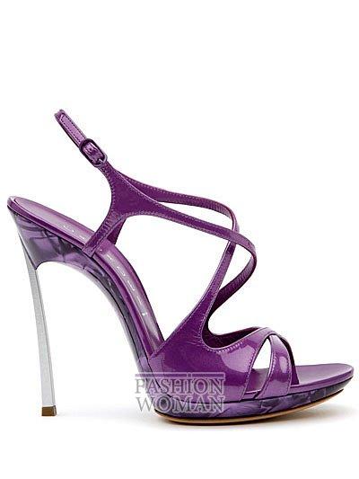 Коллекция обуви Casadei весна-лето 2013 фото №51
