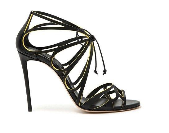 Коллекция обуви Casadei весна-лето 2016 фото №5