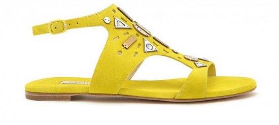 Коллекция обуви Casadei весна-лето 2016 фото №17