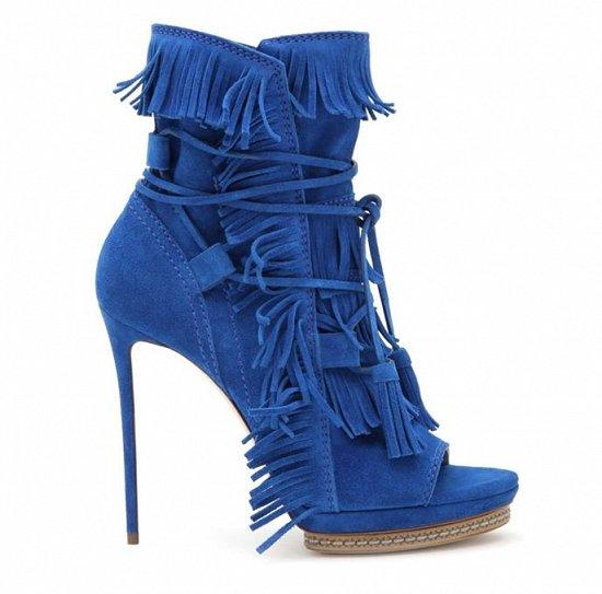 Коллекция обуви Casadei весна-лето 2016 фото №6