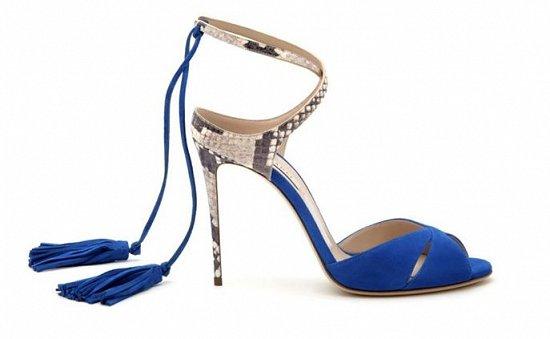 Коллекция обуви Casadei весна-лето 2016 фото №13
