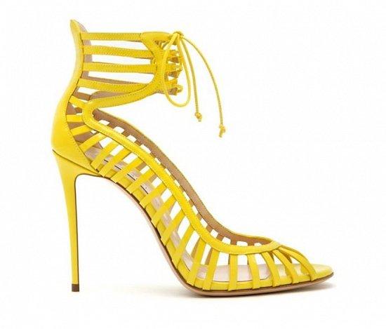 Коллекция обуви Casadei весна-лето 2016 фото №7