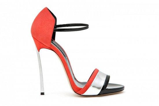 Коллекция обуви Casadei весна-лето 2016 фото №19