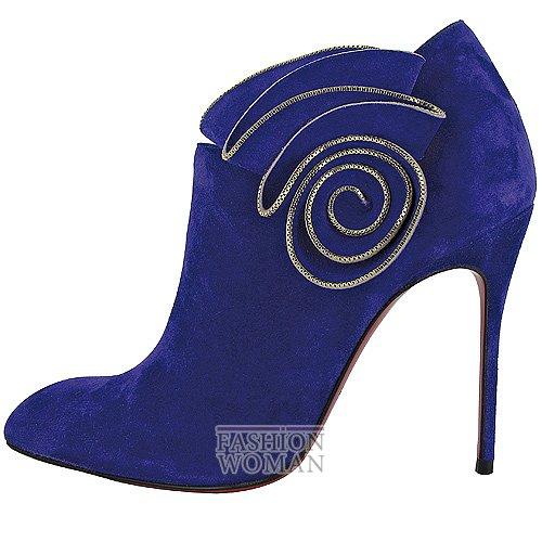 Коллекция обуви Christian Louboutin осень-зима 2012-2013 фото №2