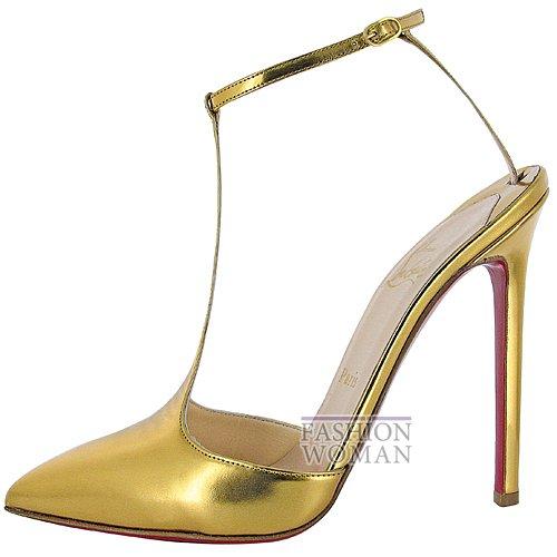 Коллекция обуви Christian Louboutin осень-зима 2012-2013 фото №12