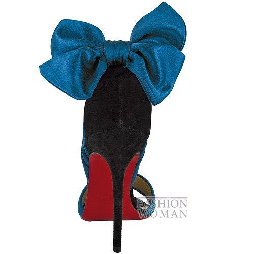 Коллекция обуви Christian Louboutin осень-зима 2012-2013 фото №19