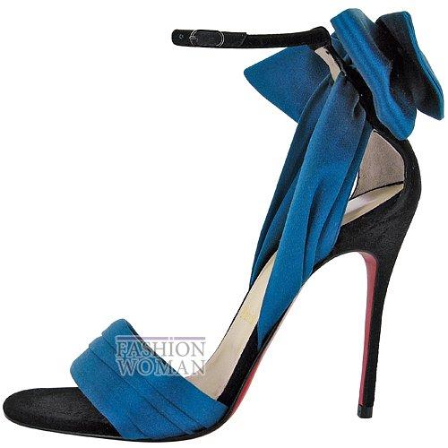 Коллекция обуви Christian Louboutin осень-зима 2012-2013 фото №22