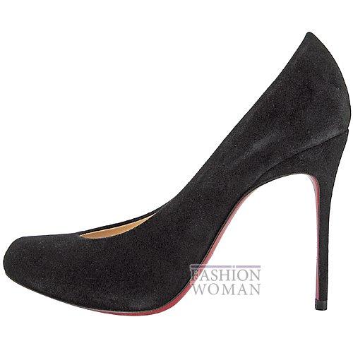 Коллекция обуви Christian Louboutin осень-зима 2012-2013 фото №24