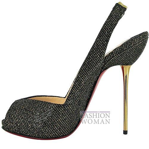 Коллекция обуви Christian Louboutin осень-зима 2012-2013 фото №29
