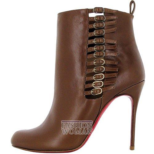 Коллекция обуви Christian Louboutin осень-зима 2012-2013 фото №30