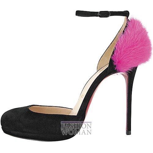 Коллекция обуви Christian Louboutin осень-зима 2012-2013 фото №32