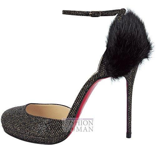 Коллекция обуви Christian Louboutin осень-зима 2012-2013 фото №33