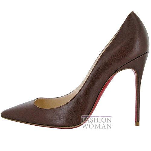 Коллекция обуви Christian Louboutin осень-зима 2012-2013 фото №34