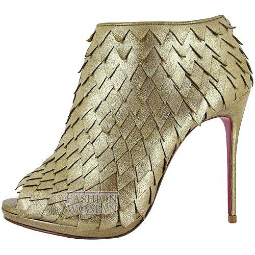 Коллекция обуви Christian Louboutin осень-зима 2012-2013 фото №35