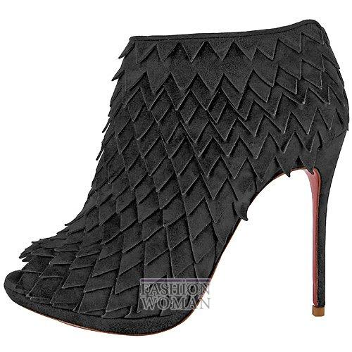 Коллекция обуви Christian Louboutin осень-зима 2012-2013 фото №37