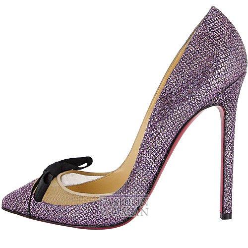 Коллекция обуви Christian Louboutin осень-зима 2012-2013 фото №43