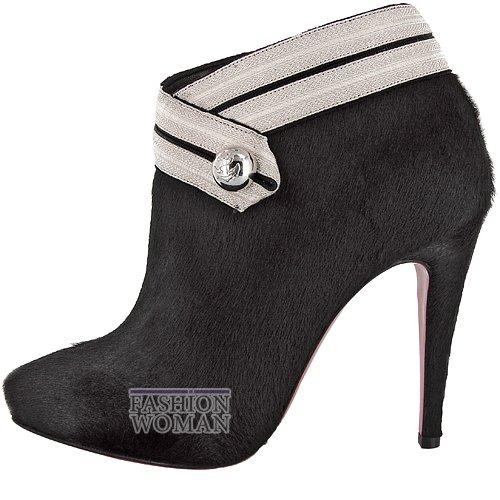 Коллекция обуви Christian Louboutin осень-зима 2012-2013 фото №45