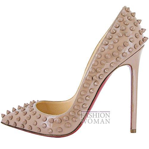 Коллекция обуви Christian Louboutin осень-зима 2012-2013 фото №6