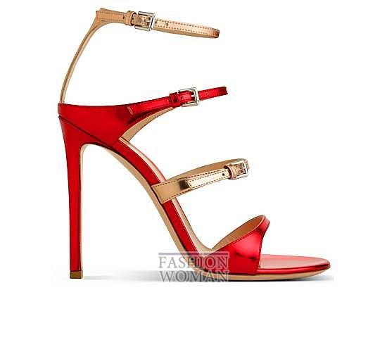 Коллекция обуви Gianvito Rossi весна-лето 2014