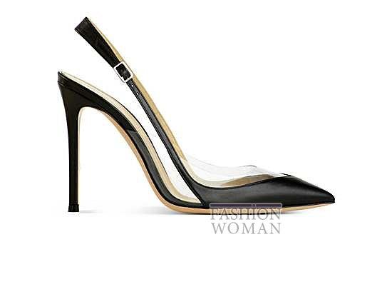 Коллекция обуви Gianvito Rossi весна-лето 2014 фото №13