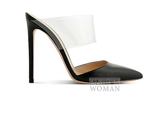 Коллекция обуви Gianvito Rossi весна-лето 2014 фото №15