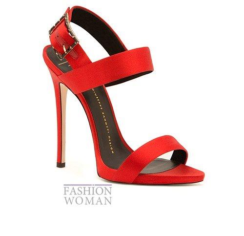 Коллекция обуви Giuseppe Zanotti осень-зима 2015-2016