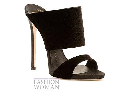 Коллекция обуви Giuseppe Zanotti осень-зима 2015-2016 фото №12